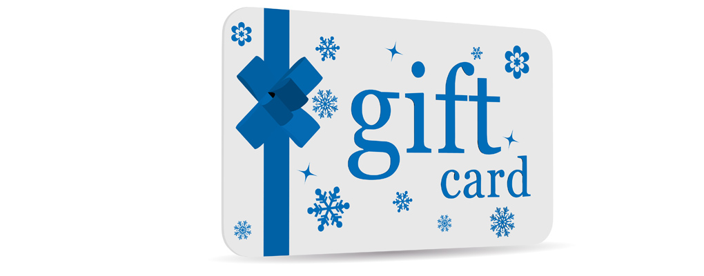 how to make two gift cards for online