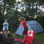 southern Ontario christian camp