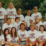 Camp Shalom 1992 Staff | Christian Summer Camps in Ontario