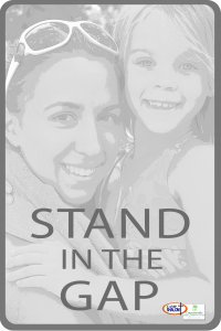 Stand In The Gap Event Logo Ontario Christian Camp