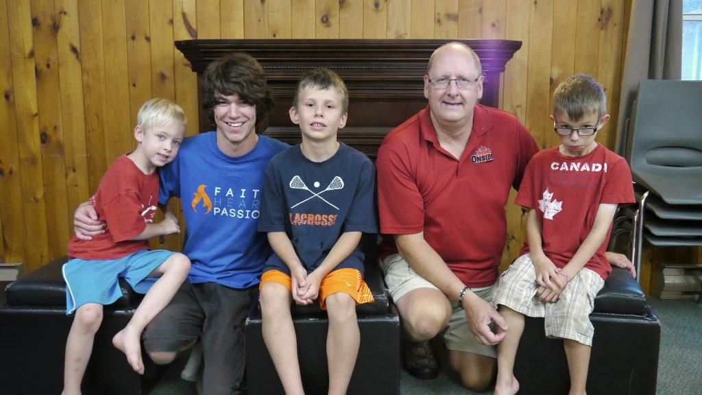 Alumni Spotlight of Andy LeGrow