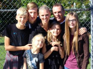 Countryside Christian Camp - Camp Shalom Alumni - Photo of Pluim Family 2