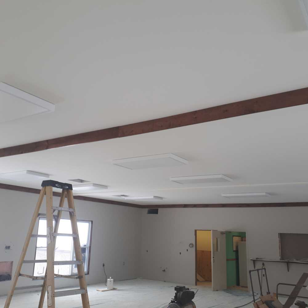 Centre Hall Renovation
