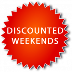 discounted weekends