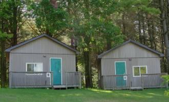 Countryside Cabin Exterior